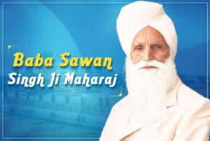 Baba Sawan Singh Ji Maharaj